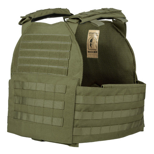 - Spartan AR500 Legion XL Plate Carrier Package