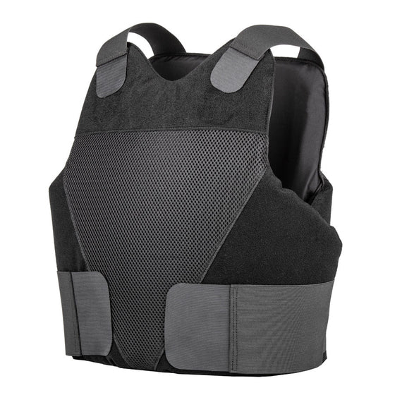 - Spartan Level IIIA Concealable Certified Wraparound Vest w/inserts