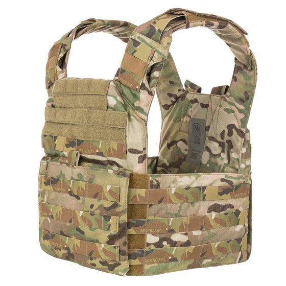 - Spartan Level IIIA Flex Fused Core Package w/Wolfbite Tactical Helix Plate Carrier