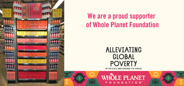 Hiball Energy is a Proud Supporter of Whole Planet Foundation