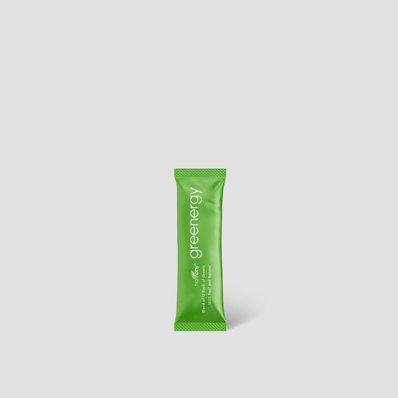 Vegetable Blend - Greenergy — Blend Of 12 Organic Greens