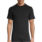 Men's Short Sleeve Premium Crew Neck 100% Cotton T-Shirt Big & Tall Sizes Available