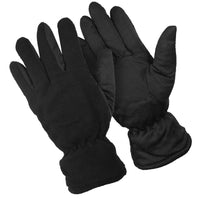 Men & Women Quick-Drying Mid weight Thermal Fleece Driving Gloves