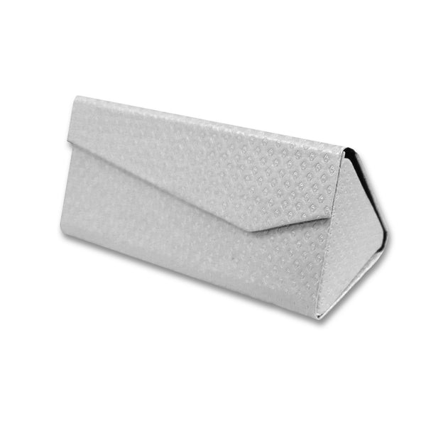 Folding Triangle Magnetic Hard Case Box for Sunglasses / Reading Glasses Men's Women's Lifestyle