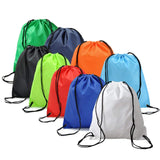 Folding Sport Backpack Drawstring Bag For Home, Travel And Storage Use