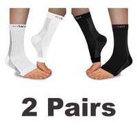 (Pack of 2) Onyx Tact Plantar Fasciitis Compression Socks Men's & Women's Lifestyle