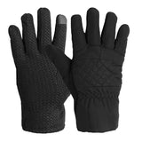 Winter Warm Windproof Waterproof Anti-Slip Grip Thermal Touch Screen Gloves