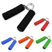 Hand Grip Strengthener Home W/ Soft Foam Hand grip for Quickly Increasing Wrist, Forearm, & Finger Strength