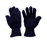 Men's Women's Unisex Multi Colors Lifestyle Sub Zero Sport Fleece Lined Accessories Adjustable Warm Winter Gloves