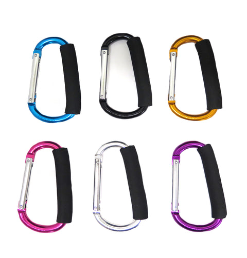 Multi Purpose Large Aluminum Home Carabiner