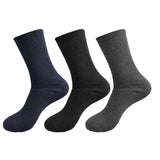 Men's 6 Pack Thick Thermal Crew Cold Weather Boot Socks for Winter Outdoor Activities