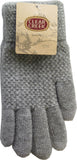 Clear Creek Women's Soft Cable Knit Device Touchscreen Sensitive Winter Gloves