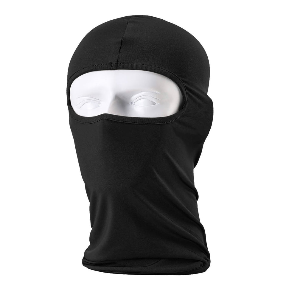 Balaclava Tactical Ninja Face Mask Hood Neck Winter Hat Apparel Men's & Women's Lifestyle Gaiter