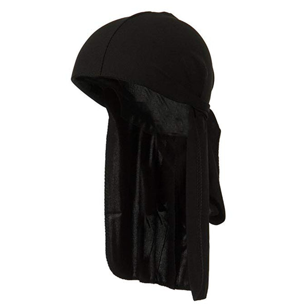 Authentic Durags - Multiple Colors & Packs - Classic Quality - Smooth & Soft - Long Tie Wave Cap Durags