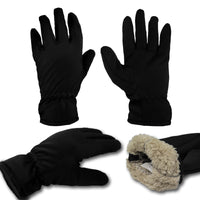 Polar Extreme Lifestyle Men's & Women's Unisex Insulated Thermal Gloves With Fleece Lining