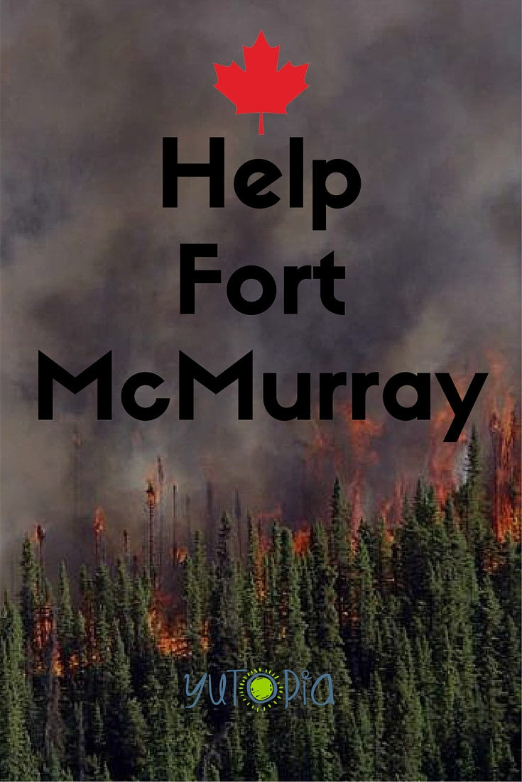 Fundraising for Fort McMurray