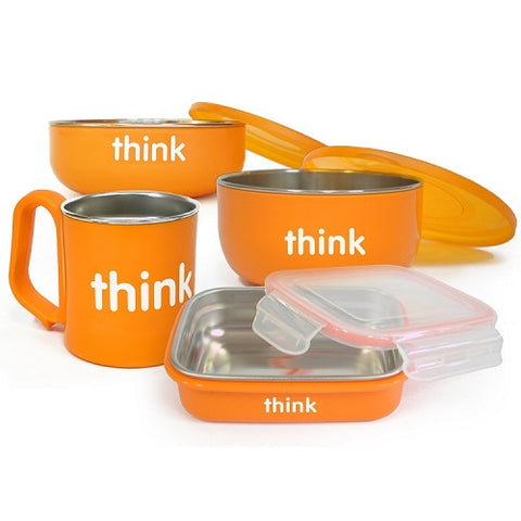 Thinkbaby - Feeding Set - Yutopia - 1
