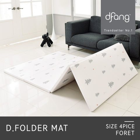 dfang - 4 tier folding mat (4 patterns)