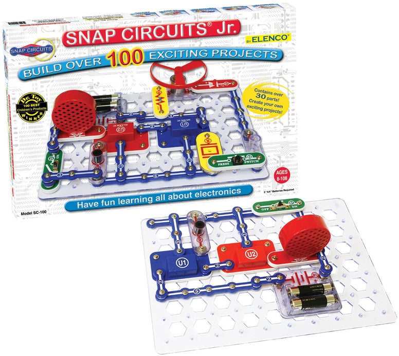 Elenco - Snap Circuits Jr. 100-in-1