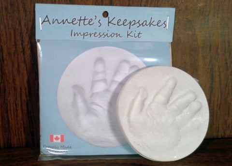 Annette's Keepsakes - Impression Kit