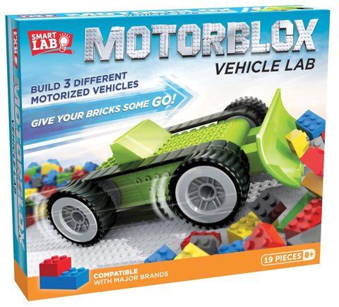 SmartLab - MotorBlox: Vehicle Lab - Yutopia - 1