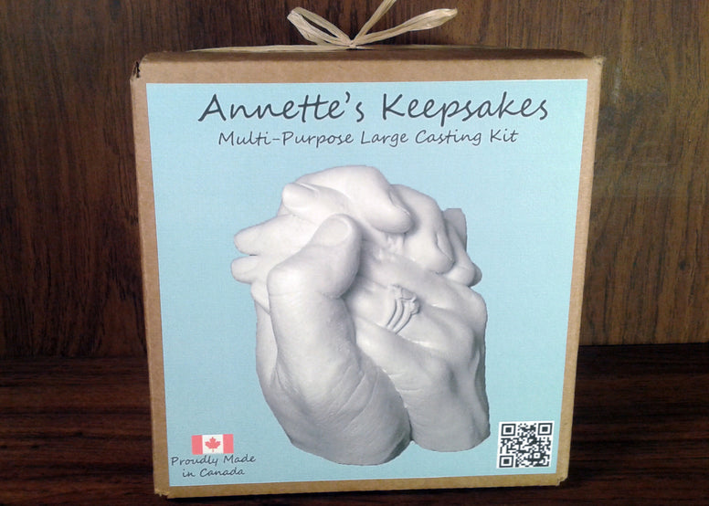 Annette's Keepsakes - Multi-Purpose Casting Kit