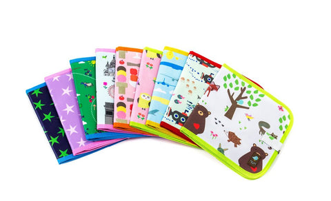 Jaq Jaq Bird - Doodle It & Go Chalk Book - Various Styles