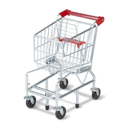 Melissa & Doug - Metal Shopping Cart Toy