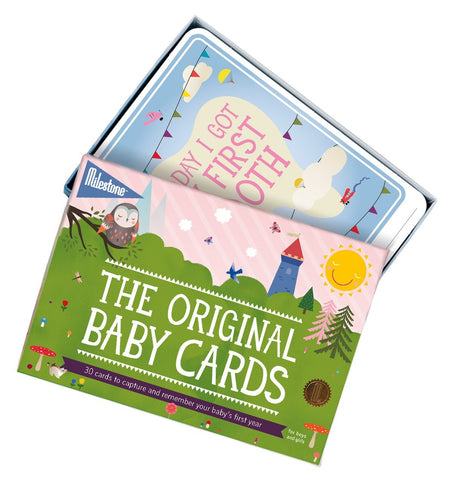 Milestone - The Original Baby Cards