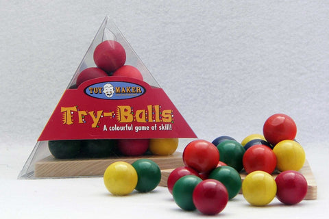 Toy Maker Of Lunenburg - Try Balls
