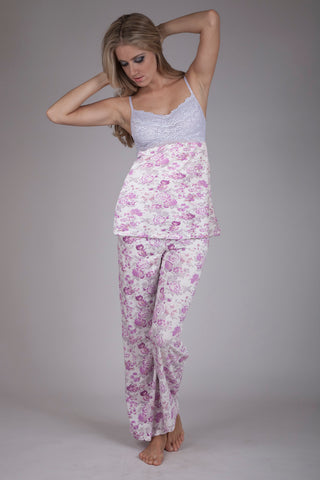 Leslie Long PJ Pants - Sales Rack