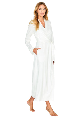 Alissa Long Sleeve Full Length Robe