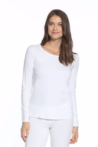 Beyond the Basics Long Sleeve Top - Basic Colors