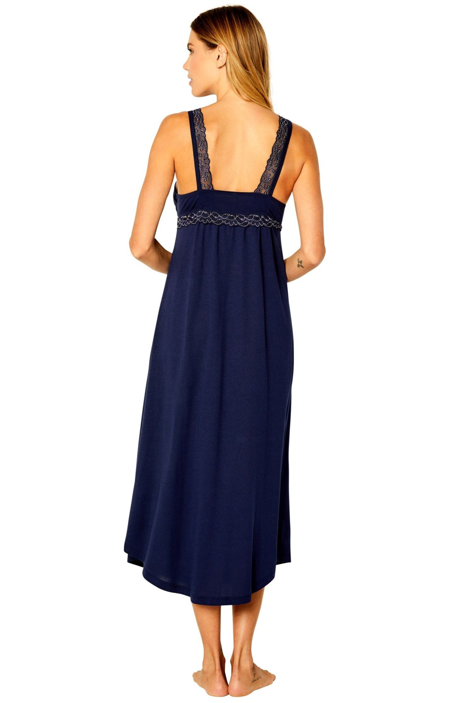 Coco Tank Long Gown - Sales Rack