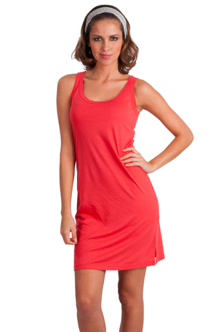 Essential Colors Tank Dress