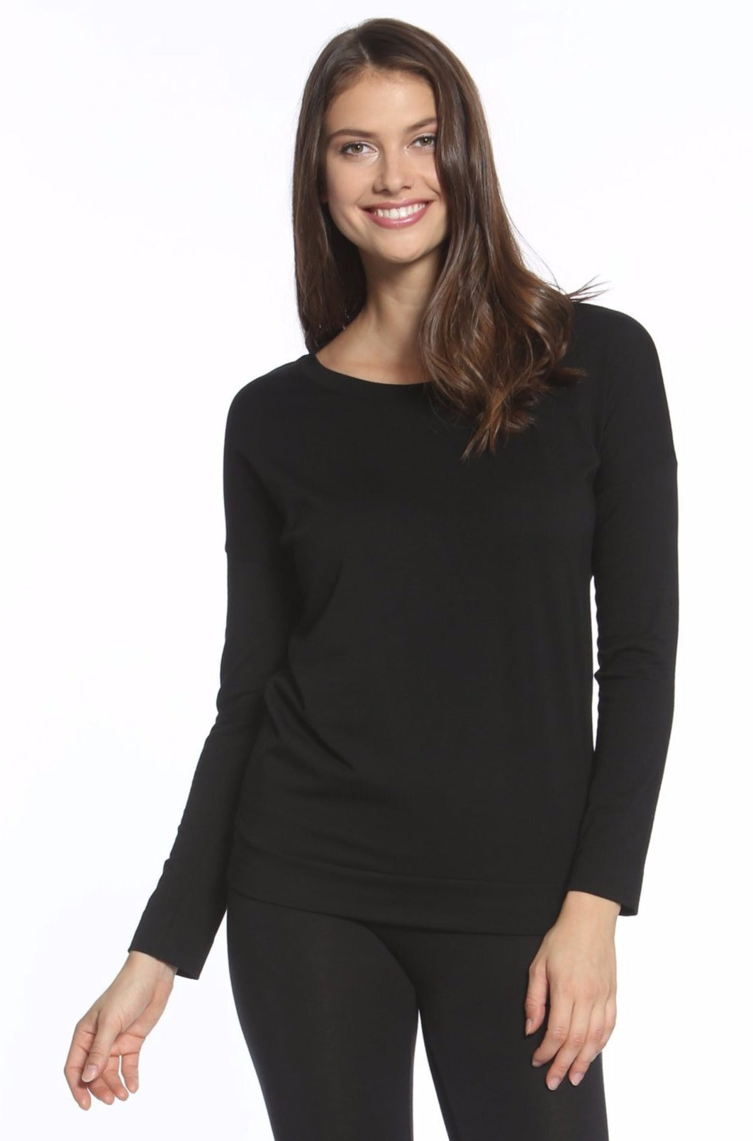 Laguna Long Sleeve Pull Over Top