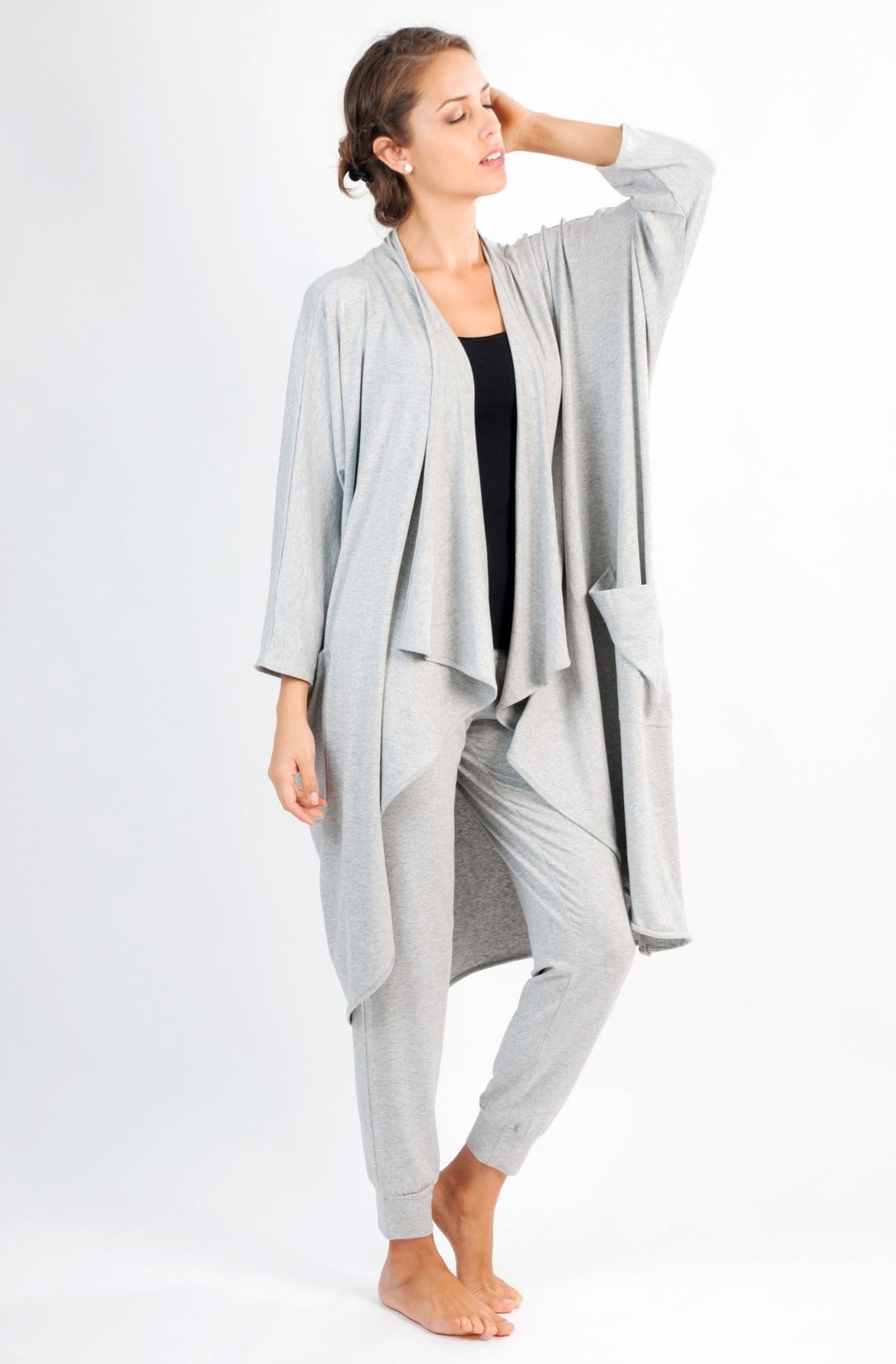 Laguna Long Cardigan Jacket - Sales Rack