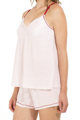 Adriana Racer Back Camisole, Boxer Tap Set - Sales Rack