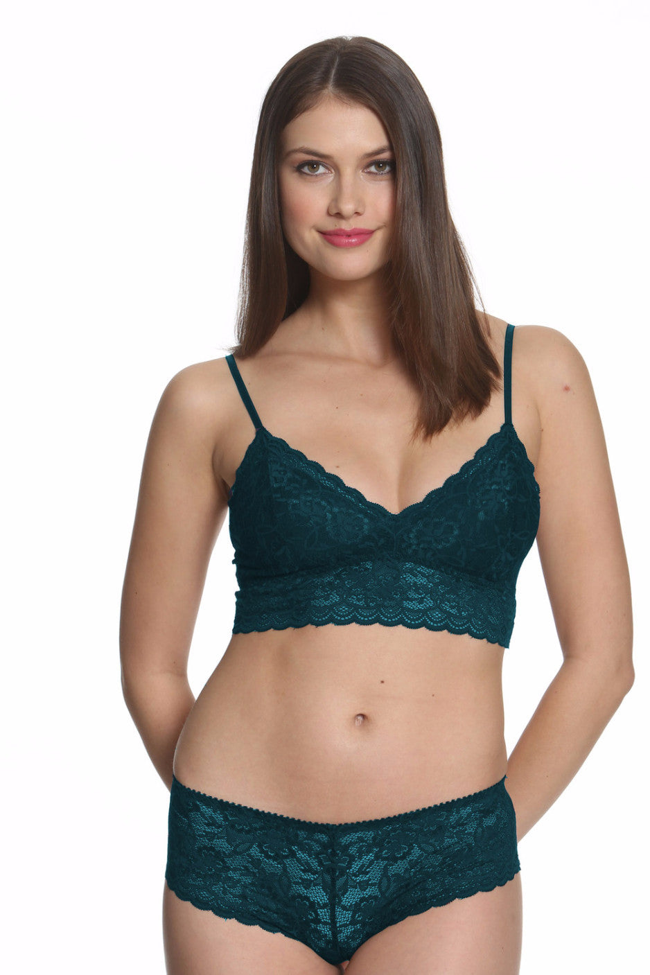 Nicole Pullover Bralette - Fashion Colors