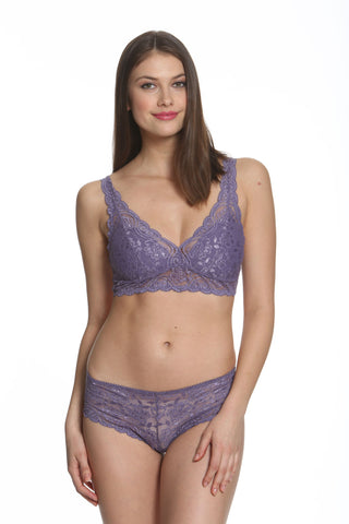 Nicole Tank Bralette - Fashion Colors
