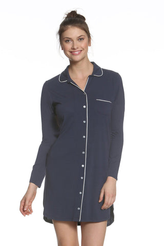 Paige Long Sleeve Sleepshirt