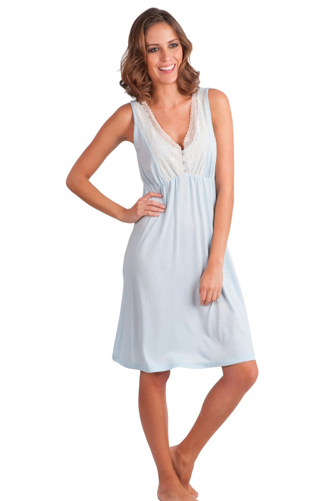 Wide Tank Chemise - Clearance Rack