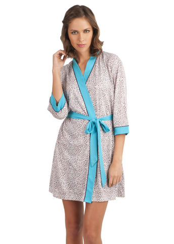 Kim  3/4 Sleeve Robe - Sales Rack