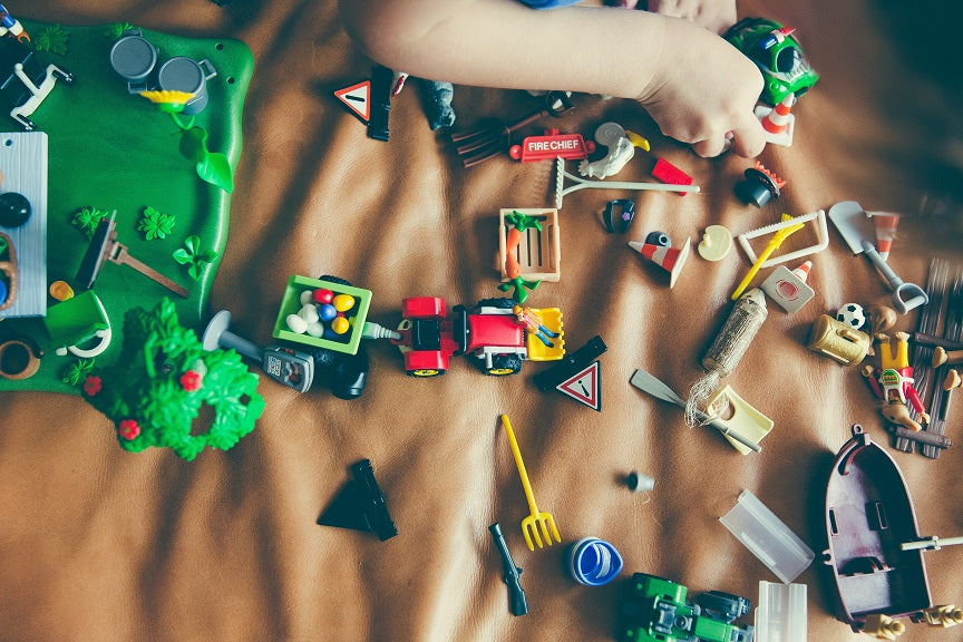 THE IMPORTANCE OF PLAY VALUE WHEN PURCHASING TOYS