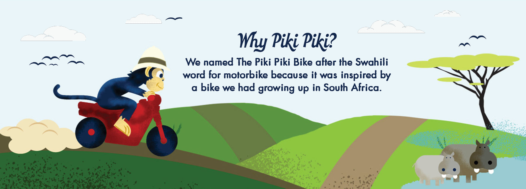 The Piki Piki Bike