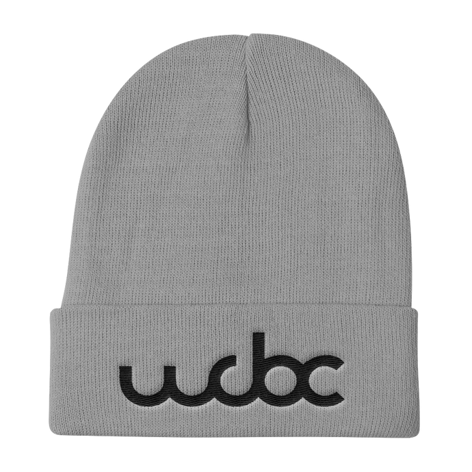 WCBC Knit Toque (grey)