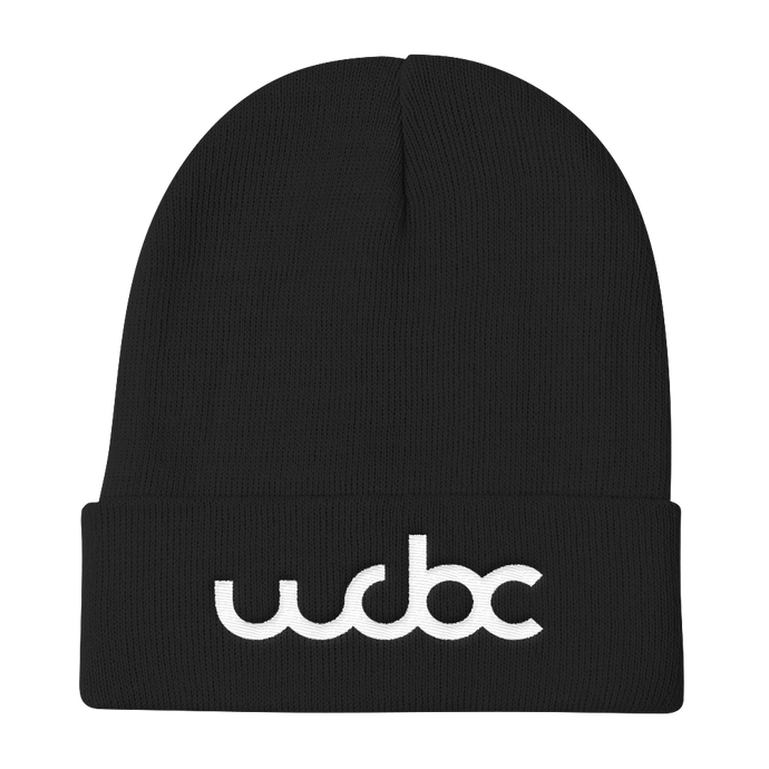 WCBC Knit Toque (black)