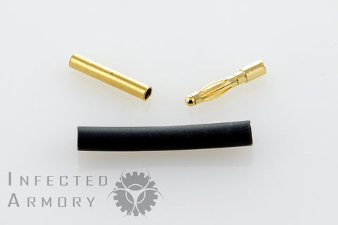 2 mm bullet connector