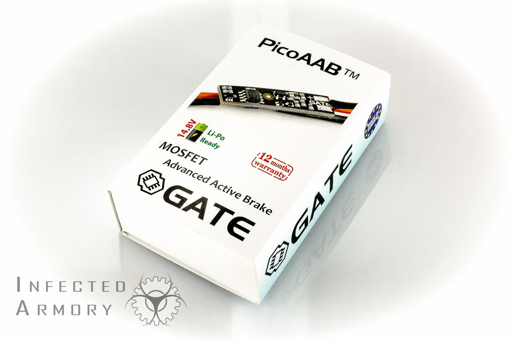 GATE PicoAAB MOSFET for AEG's
