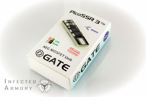 GATE PicoSSR 3 MOSFET for AEG's